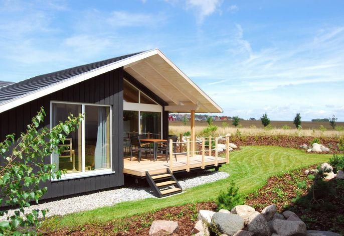 Mein Ostseeferienhaus - Ferienhaus an der Ostsee in Zierow / schwarze dänische Ferienhäuser zum mieten