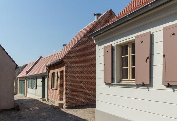 unsere 3 Häuser