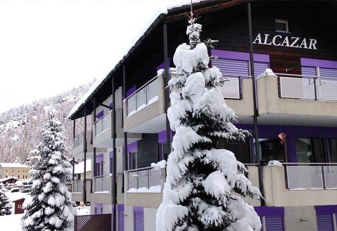 Ferienhaus Alcazar Winter