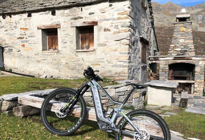 Casi Hütte Mountain Bike