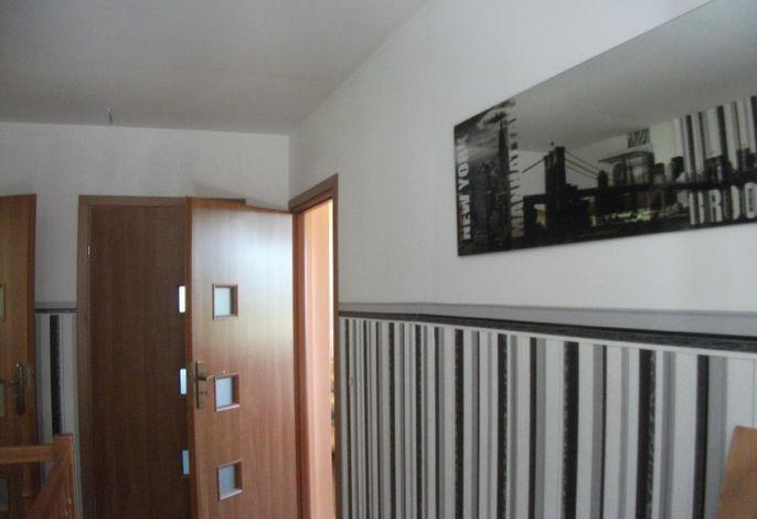 Obergeschoss Flur