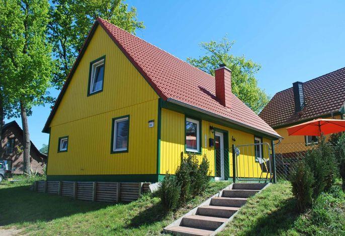 4-Sterne-Ferienhaus Zislow am Plauer See - für Familien mit Kindern und Hunden.