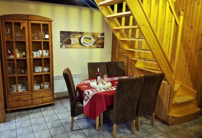 Essbereich Ferienhaus Nora (63)