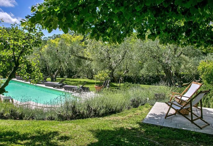 Villa Nobile - Privater eingezäunter Pool