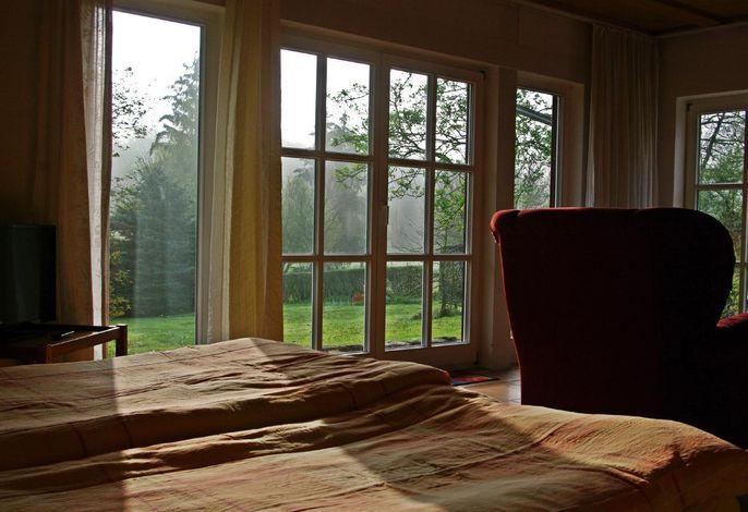 Sonnenaufgang im Bett erleben