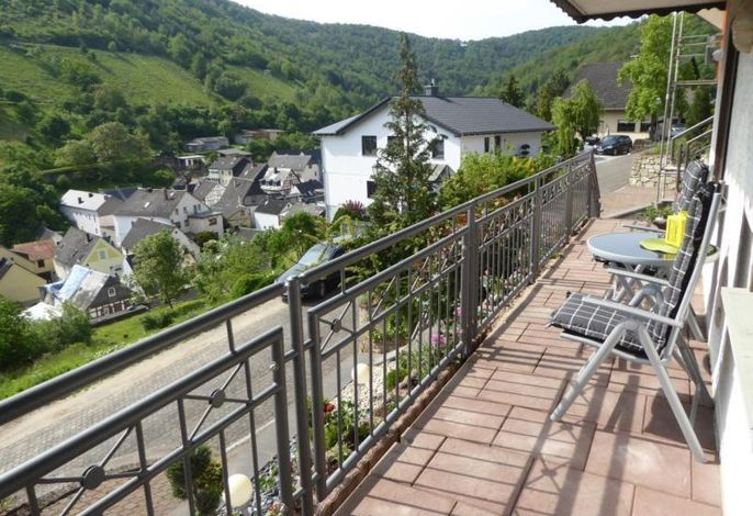 Balkon Ferienwohnung