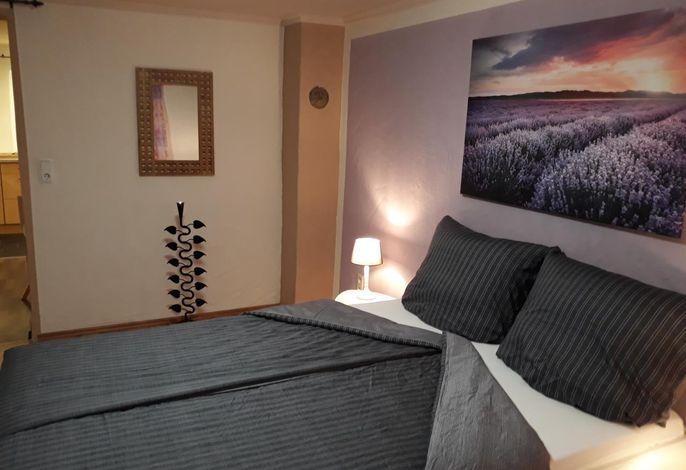 Schlafzimmer Blue 3, Bett 140cm x 200cm