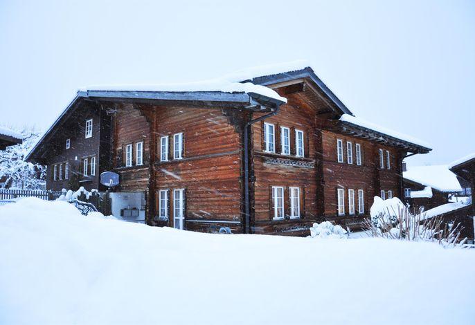 Apartment Guttannen EG