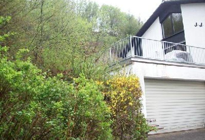 Ferienwohnung Am Wirschbach, das Haus