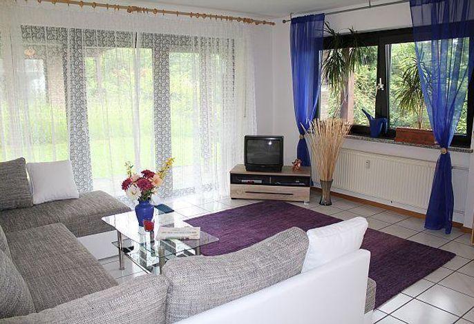 Ferienwohnung Weinbach, mit Digtal-TV