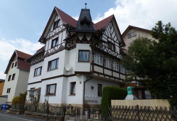 Wohnhaus mit den Ferienwohnungen