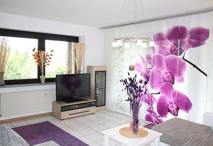 Ferienwohnung Eifelmaar, mit HD-Digital TV (107 cm)