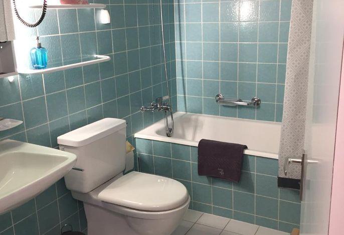 Badezimmer Casa Irmella 12 Arosa