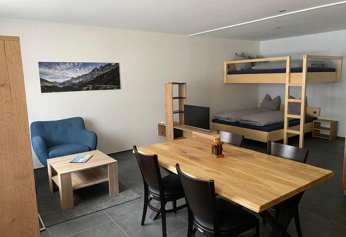 Einzimmer Apartment