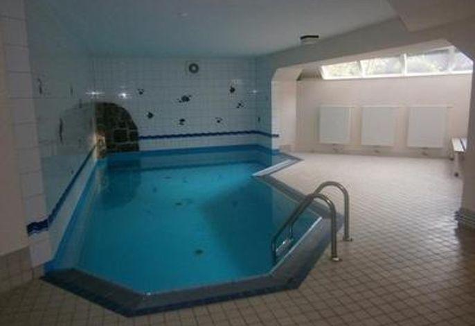 Schwimmbad zur kostenlosen Nutzung