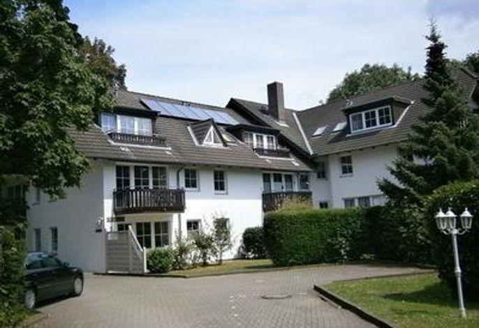 Ferienhaus - Wohnung zweites OG links