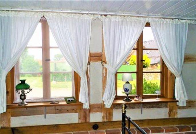 Wohn/Schlafraum Fenster