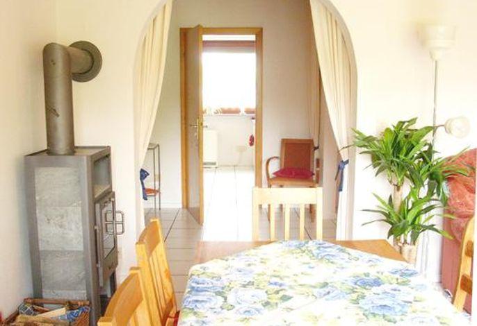 Wohnzimmer zur Küche