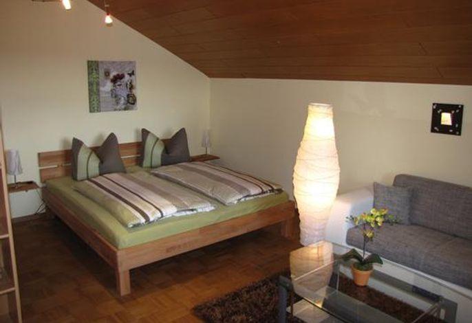 Apartment Doppelbett
