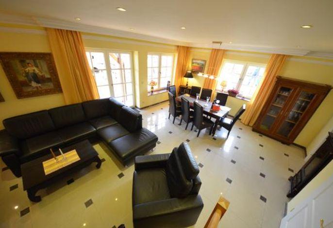 44a Bel Air Wohnzimmer