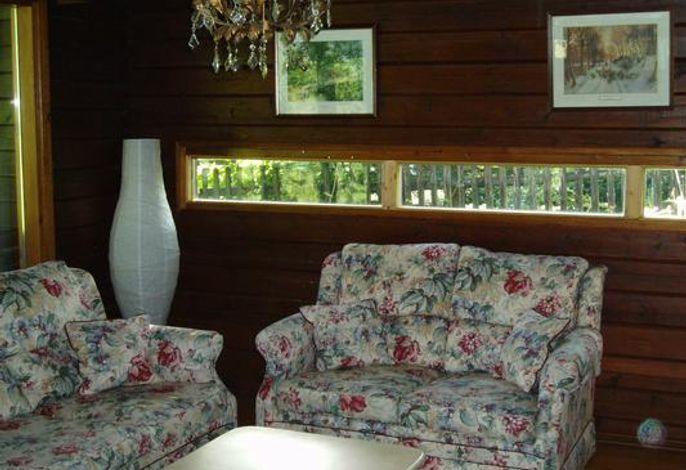 Ihr Wohnzimmer im englischen Stil