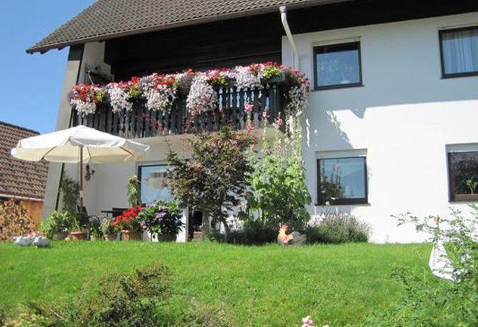 Ihre Terrasse mit Liegewiese.