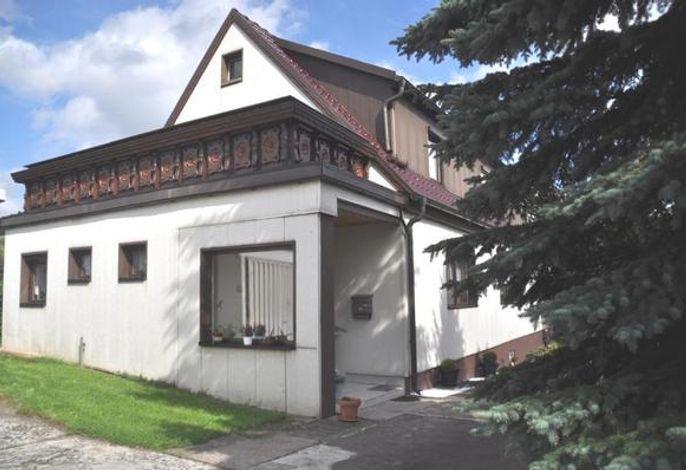 Separater Eingang und Terrasse