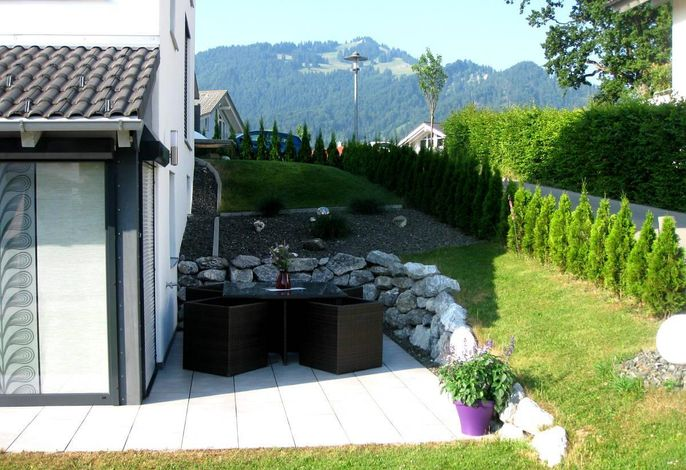 Terrasse AlpseeGrünten