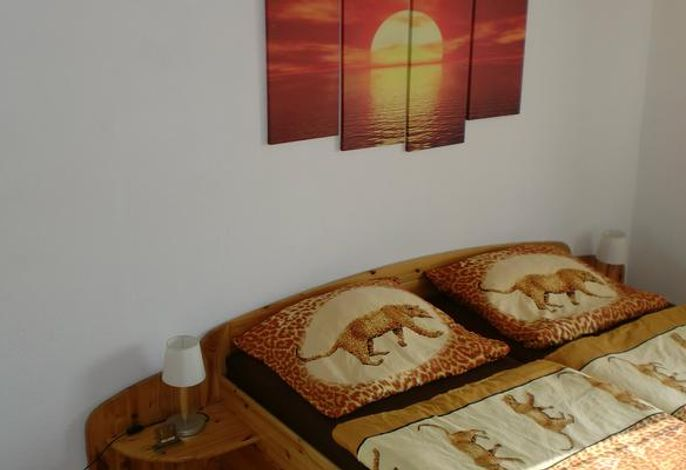 Schlafzimmer mit Entspannungsgarantie