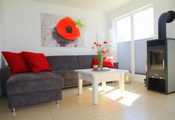 Wohnzimmer - Komfortable Sitzecke
