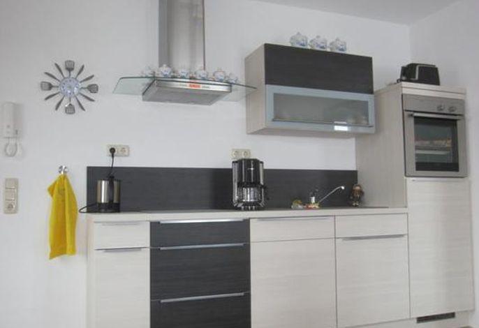 neue Küche mit allen Geräten incl. Geschirrspüler