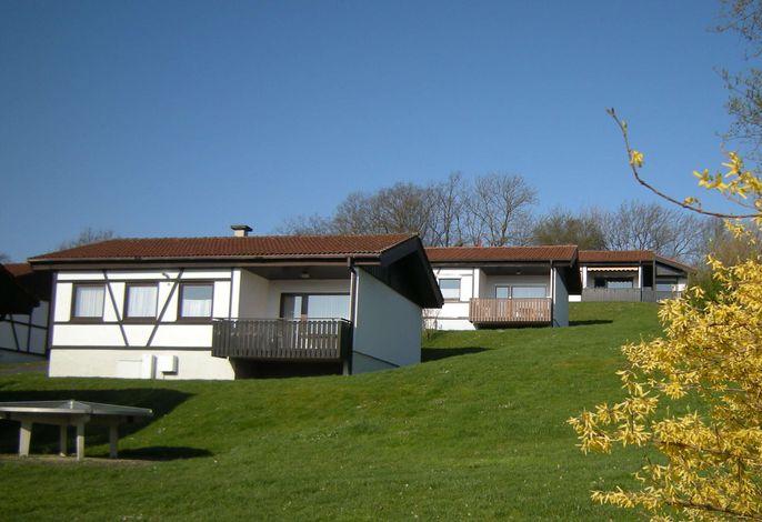 Bungalows in der Ferienanlage RHÖN RESIDENCE für max. 6 Personen: