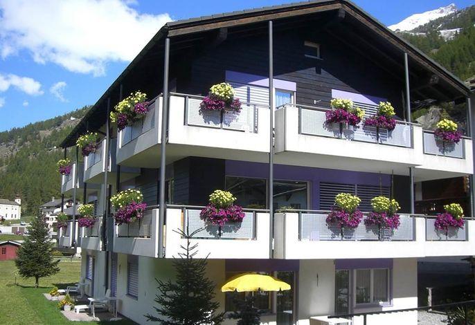 Ferienhaus Alcazar Sommer