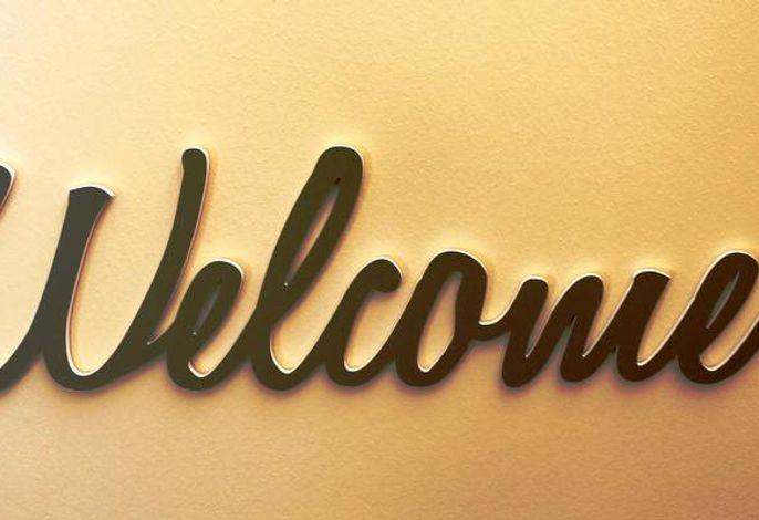 Herzlich Willkommen!!