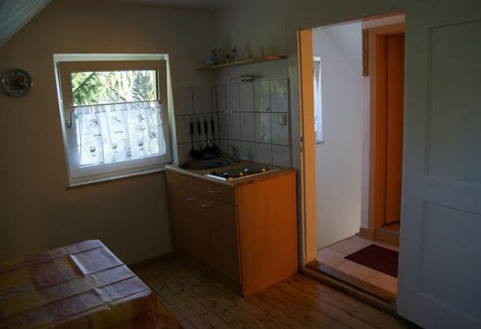 Dachgeschoss Küche
