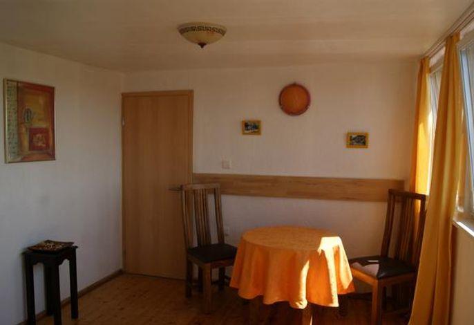 Dachgeschoss: Wohnzimmer