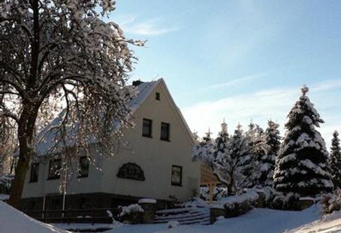 Im Winter die eiskalte Landschaft genießen oder gemütlich warm am Kamin mit Decke und Tee kuscheln?