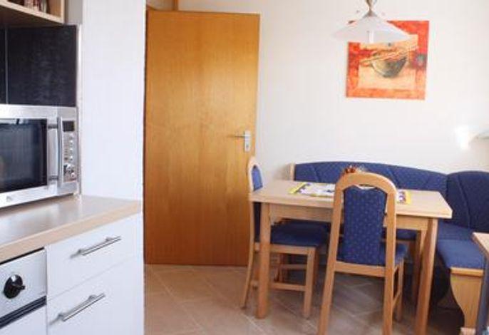Küche Ferienwohnung Ambiente