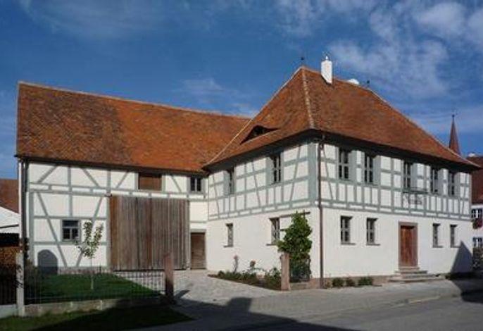 Fachwerkgebäude aus dem Jahr 1754