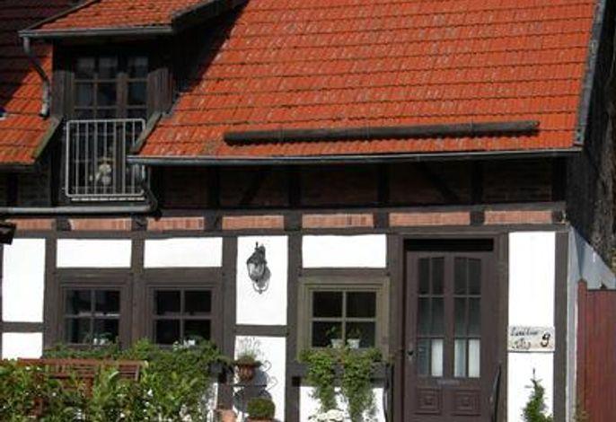 Landhaus im Sommer