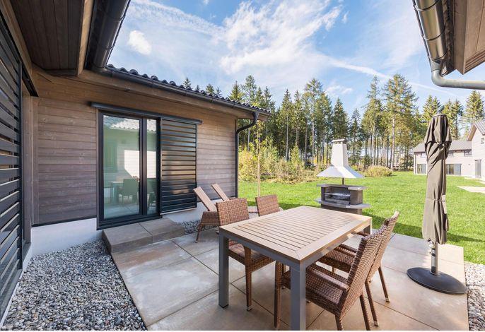 Ferienhaus mit Wellnessbadezimmer und Infrarotsauna - Leutkirch im Allgäu / Allgäu