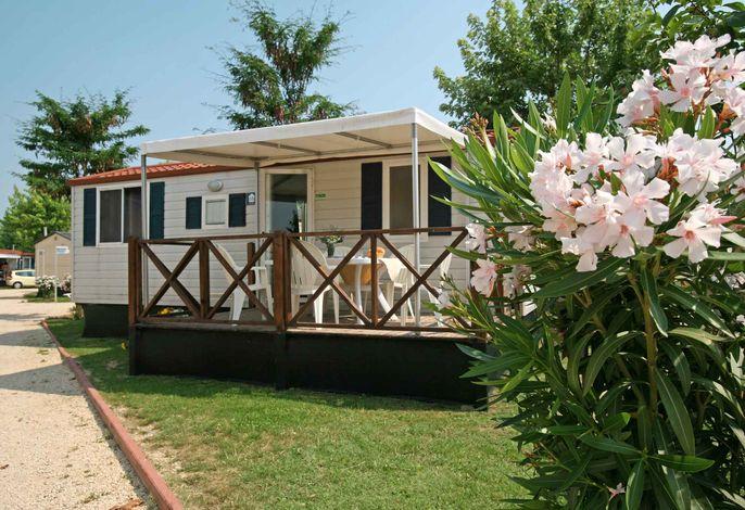 Mobilehome in der Ferienanlage Camping Butterfly ****
