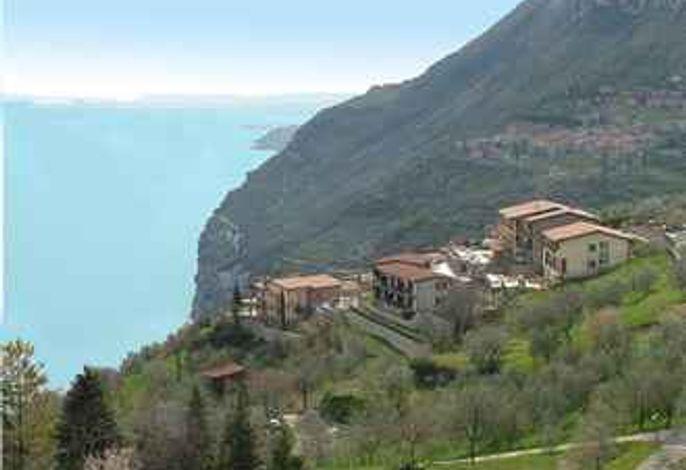 Ferienwohnung in der Residence Ruculi mit Seeblick