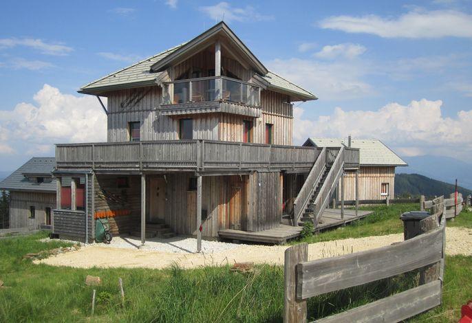 Ferienhaus gut ausgestattet mit Gaskamin und wunderschöner Aussicht