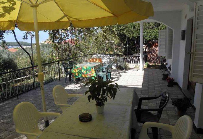 Ferienwohnung 50 m von der Adria