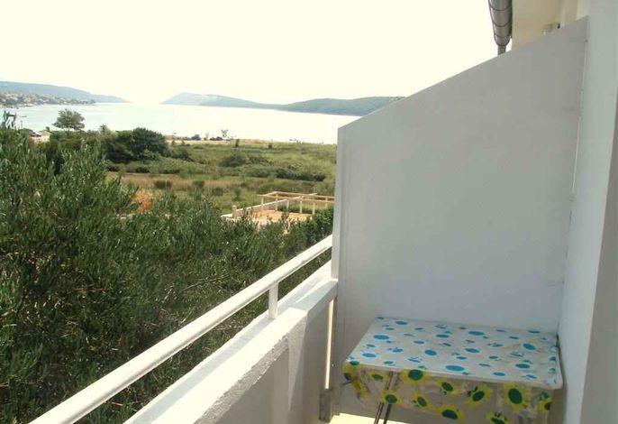Ferienwohnung 50 m zur Adria