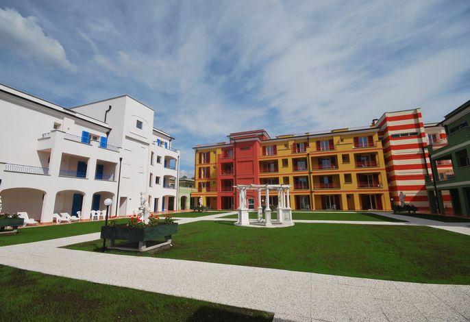 Ferienwohnung Ai Pozzi Village Spa Resort****