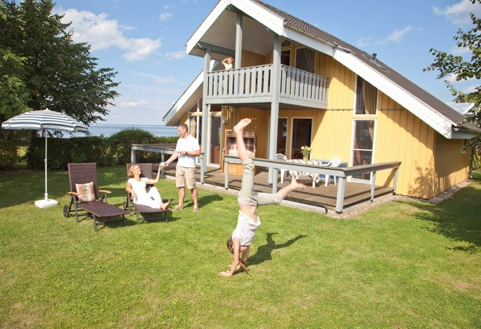Ferienhaus im Ferienpark Müritz