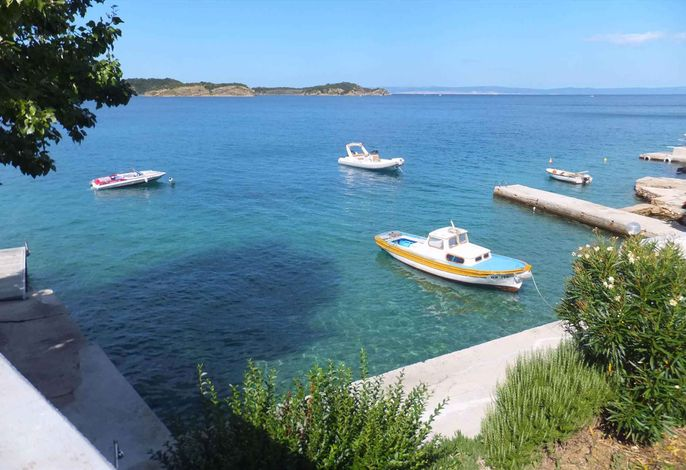 Ferienwohnung 10 m von der Adria