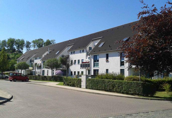 Ferienwohnung in Binz in ruhiger Lage